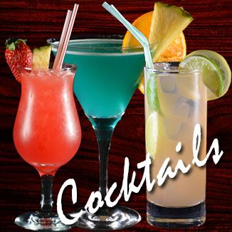 Enjoy a Cocktail or Two