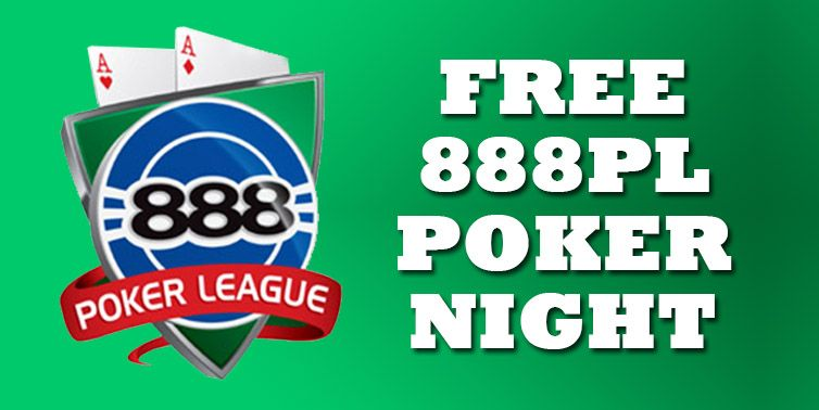 Free 888PL Poker Night